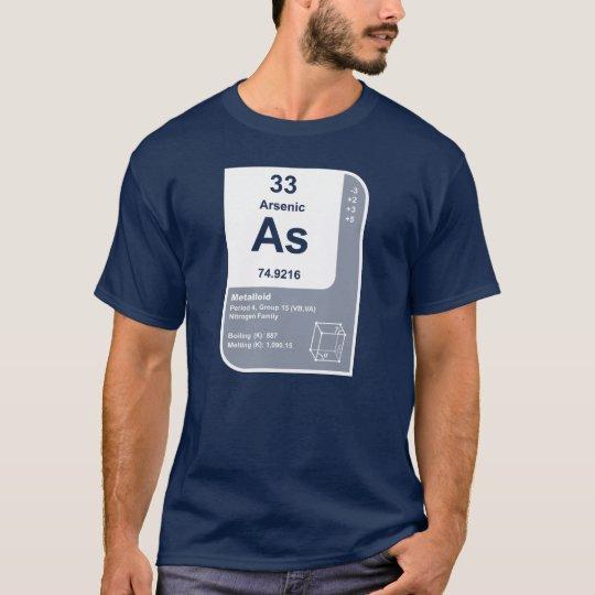 Arsenic (A) T-Shirt