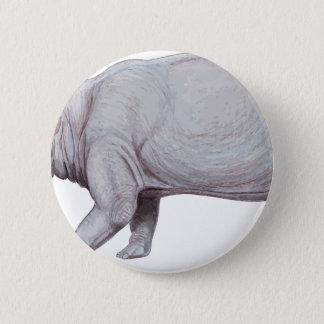 Arsinoitherium 2 Inch Round Button