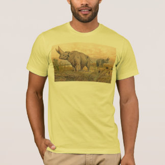 Arsinotherium Prehistoric Animal T-Shirt