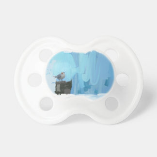 Arsty Unique Pacifier that Stands Out