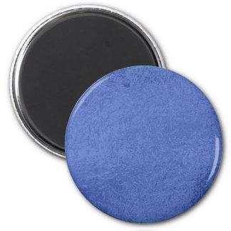 Art101 Gold Seal - Blue Berry Satin Silk Blanks Fridge Magnet