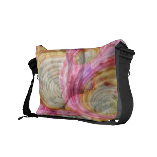 Art101 PINK Graffiti  - Exotic Sea Shells Messenger Bags