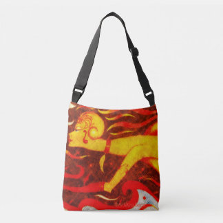 Art2Go Bags #12 - All-Over-Print Cross Body Bag