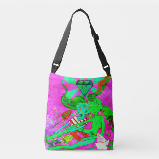 Art2Go Bags #13 - All-Over-Print Cross Body Bag