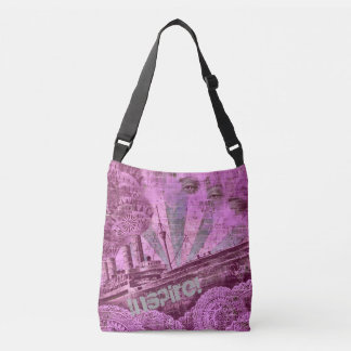 Art2Go Bags #6 - All-Over-Print Cross Body Bag