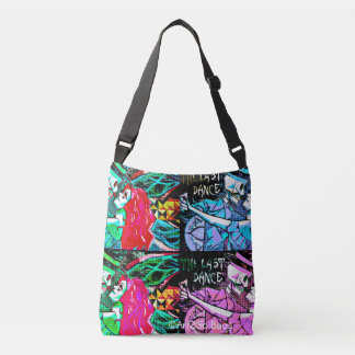 Art2Go Bags #9 - All-Over-Print Cross Body Bag