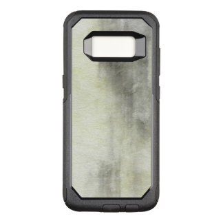 art abstract watercolor background on paper 2 3 OtterBox commuter samsung galaxy s8 case