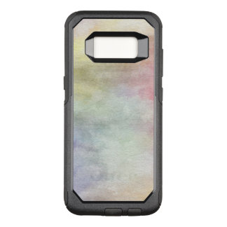 art abstract watercolor background on paper 3  OtterBox commuter samsung galaxy s8 case