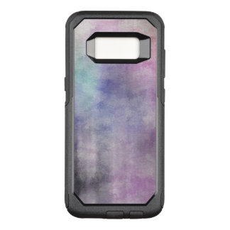 art abstract watercolor background on paper 5 OtterBox commuter samsung galaxy s8 case