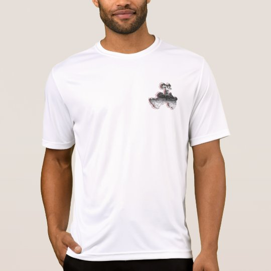 """Art and Angel's """"The Mouth of the Sea"""" T-Shirt"""