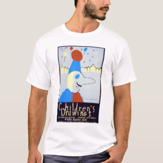 Art By Children 1939 WPA T-Shirt