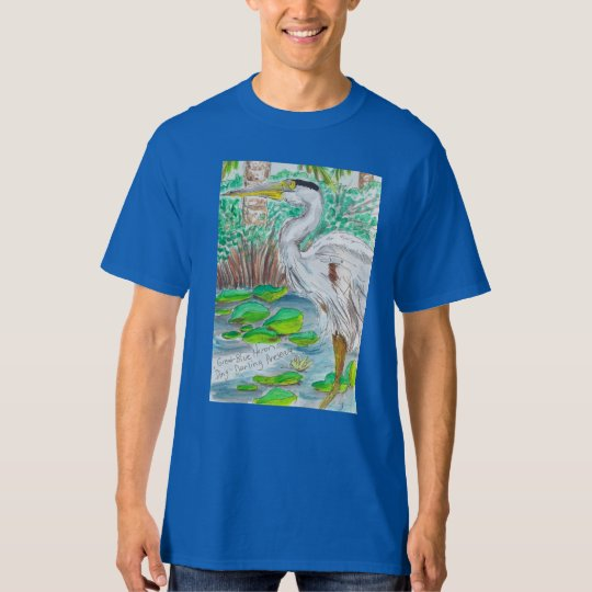 art by Della Boynton T-Shirt