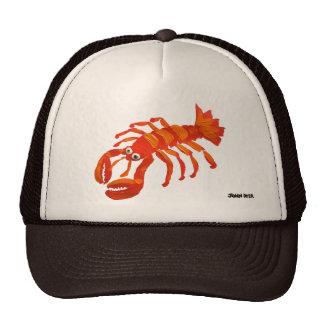 Art Cap: Cornish Padstow Lobster Hats