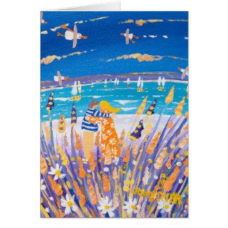 Art Card: Love on the beach Card