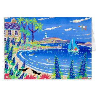 Art Card: Sailing Home, Tresco Card