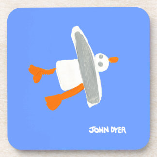 Art Coaster John Dyer Seagull