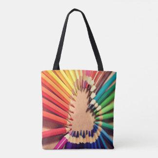 ART! Colored Pencils - Art Bag - Handbag