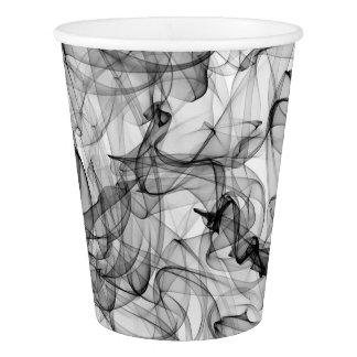 Art Custom Paper Cup, 9 oz Paper Cup