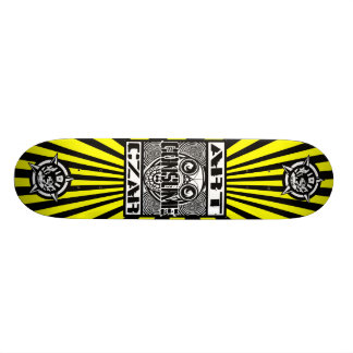 Art Czar - Consume (Buzz Bomb) - Skateboard