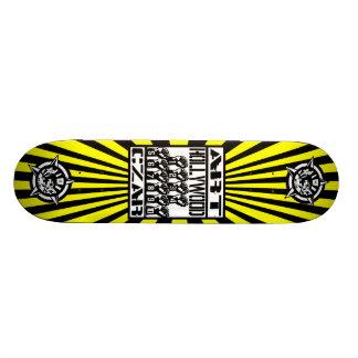 Art Czar - Hollywood 10  (Buzz Bomb) - Skateboard