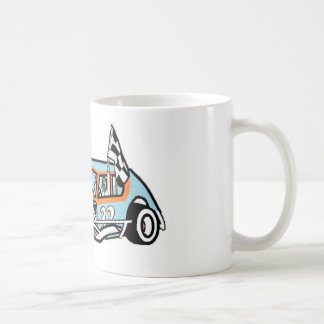 Art Davis Danbury Fair Racearena SNYRA Logo Coffee Mug