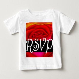 Art de peinture du rose rouge RSVP - multi Tshirt