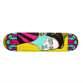 Art Decko Skate Board