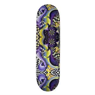 Art Deco - Abstract Diffusion Skate Board Decks
