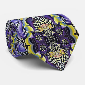 Art Deco - Abstract Diffusion Tie