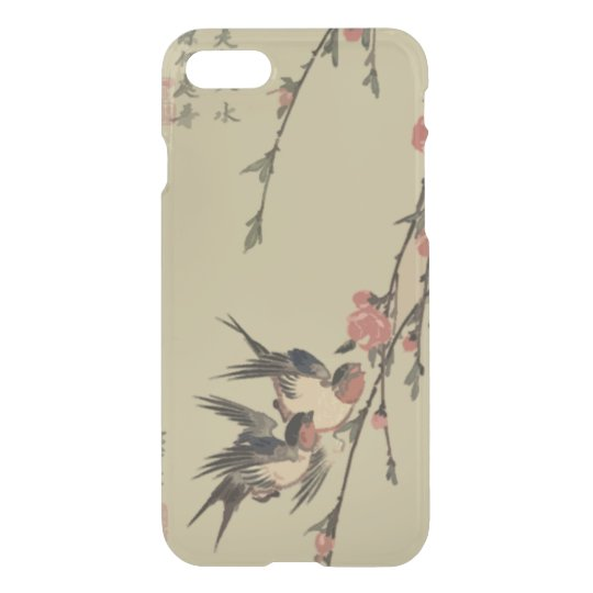Art Deco Asian iPhone 7 Cover