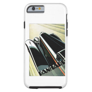 Art Deco Automobile Tough iPhone 6 Case
