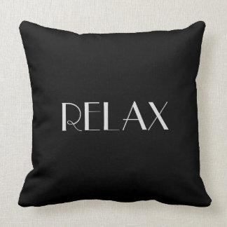 Art Deco Basket Weave Relax Pattern Throw Pillow