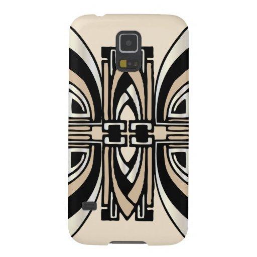 Art Deco Galaxy Nexus Cover