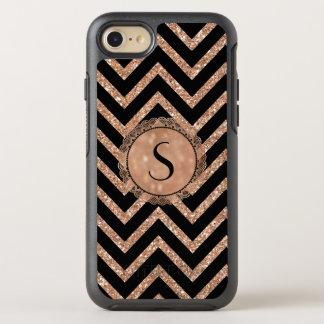 Art Deco Chevron OtterBox Symmetry iPhone 7 Case