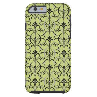 Art Deco Damask Tough iPhone 6 Case