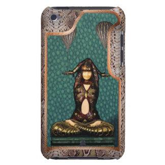 Art déco de serpent coque iPod Case-Mate