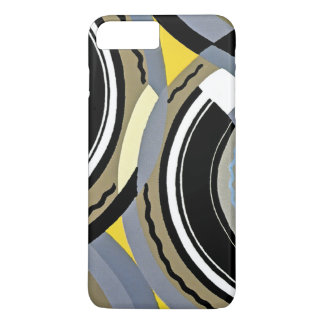 Art Deco Design #2 at Emporio Moffa iPhone 8 Plus/7 Plus Case