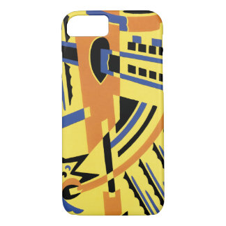 Art Deco Design #5 @ Emporio Moffa iPhone 8/7 Case