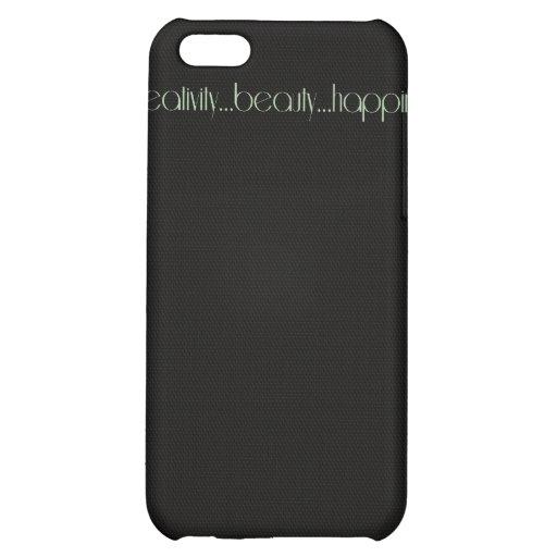 art deco design iPhone 5C cover