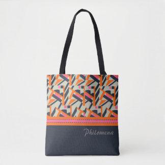 Art Deco Design Tote Bag