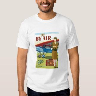 Art déco du Fokker II T-shirt