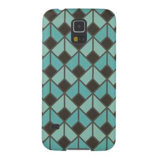 art deco, fan pattern, vintage,1920 era, elegant,c galaxy s5 cover