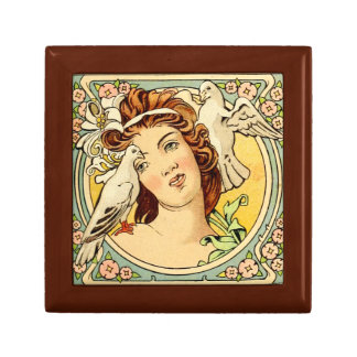 Art Deco Female Gift Box 1