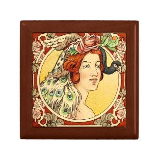 Art Deco Female Gift Box 2