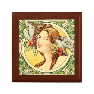 Art Deco Female Gift Box 3
