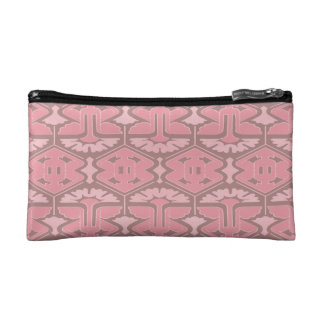 Art Deco Flair - All in Pink Cosmetics Bags