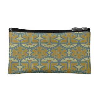 Art Deco Flair - First Variation Cosmetic Bags