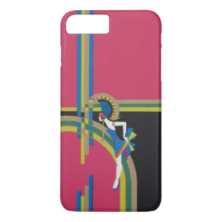 Art Deco Flapper iPhone Case