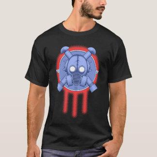 art deco gasmask trinity T-Shirt