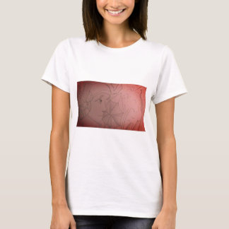 Art Deco girl t-shirt